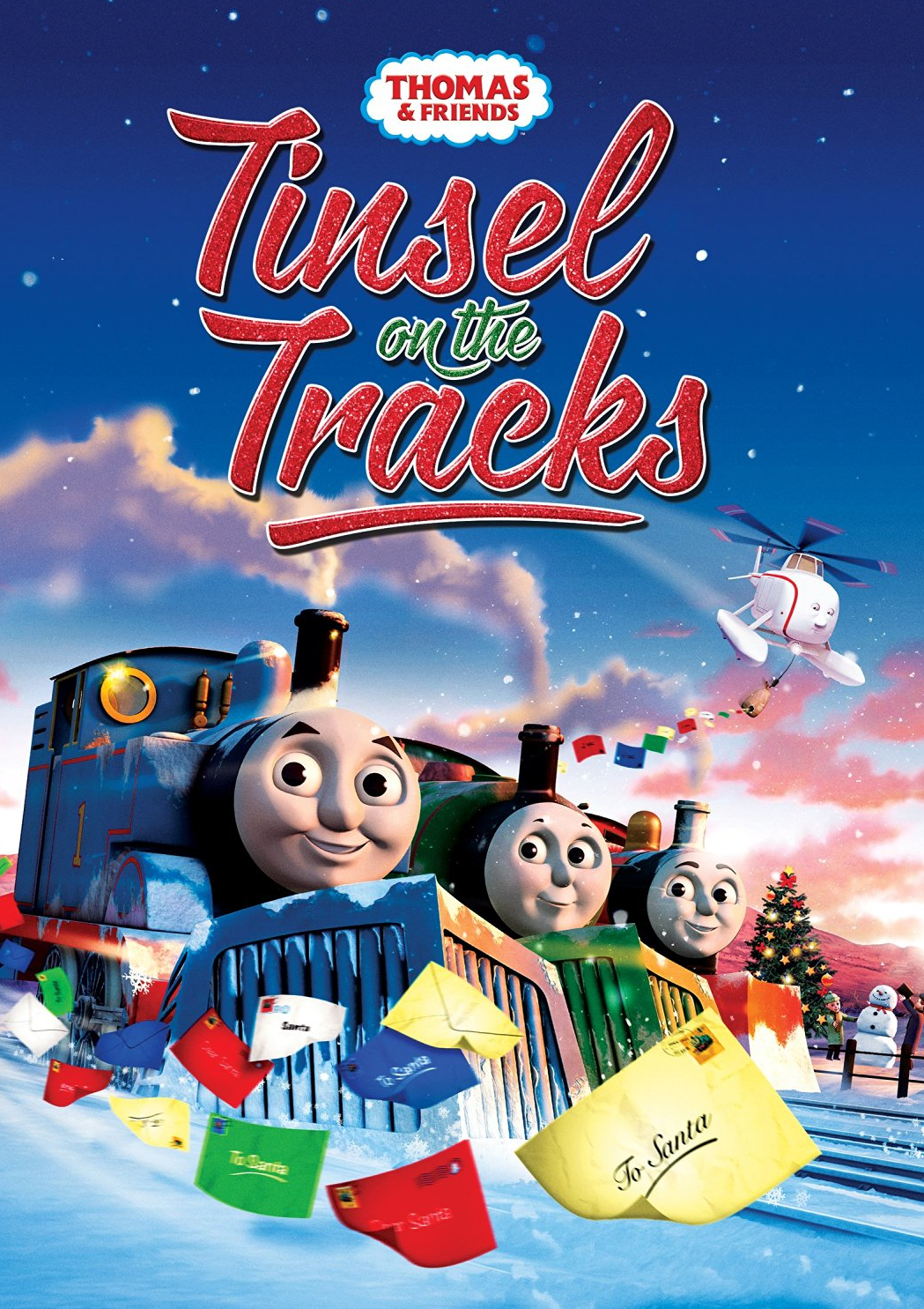 Tinsel on the Tracks