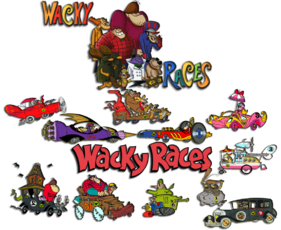 Wacky Races (1968 TV Series)