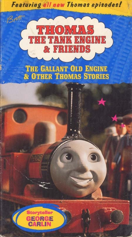 The Gallant Old Engine and Other Thomas Stories
