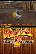 Madagascar Escape 2 Africa DS 245