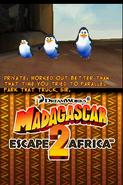 Madagascar Escape 2 Africa DS 210