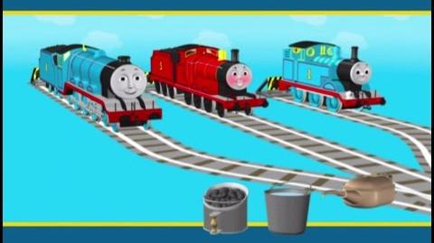 Fixing the Engines Learning Segment Thomas & Friends-0