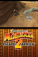 Madagascar Escape 2 Africa DS 185