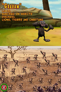 Madagascar - Escape 2 Africa DS Monkeys 28