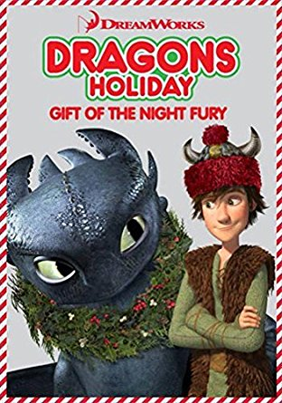 Dragons: Gift of the Night Fury 2012 DVD