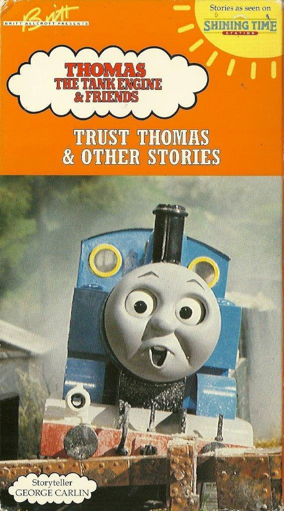 Trust Thomas and Other Stories