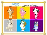 Bluey/My Little Pony