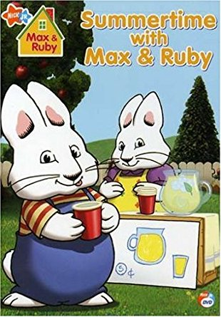 Summertime With Max & Ruby 2007 DVD
