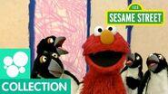 Sesame Street Elmo's World Penguins
