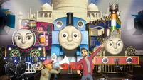 Thomas Goes to Bollywood