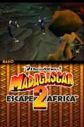 Madagascar Escape 2 Africa DS 265