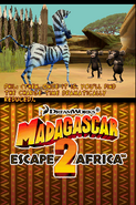 Madagascar Escape 2 Africa DS 268