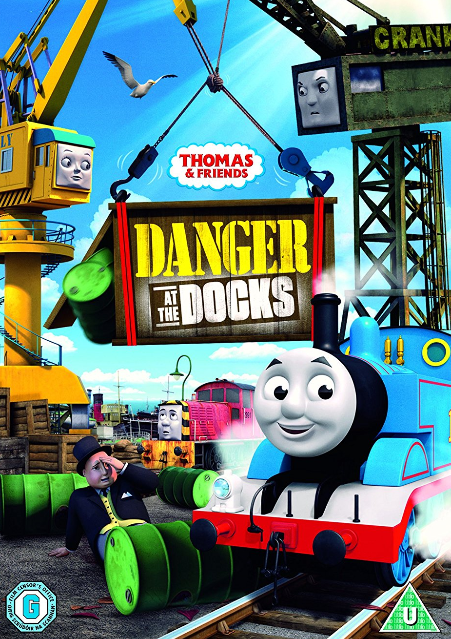 Danger at the Docks