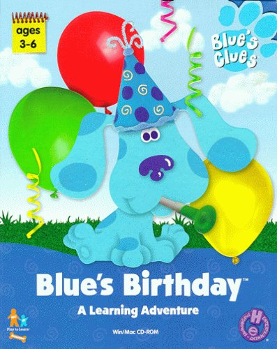 Blue's Birthday Adventure/Gallery