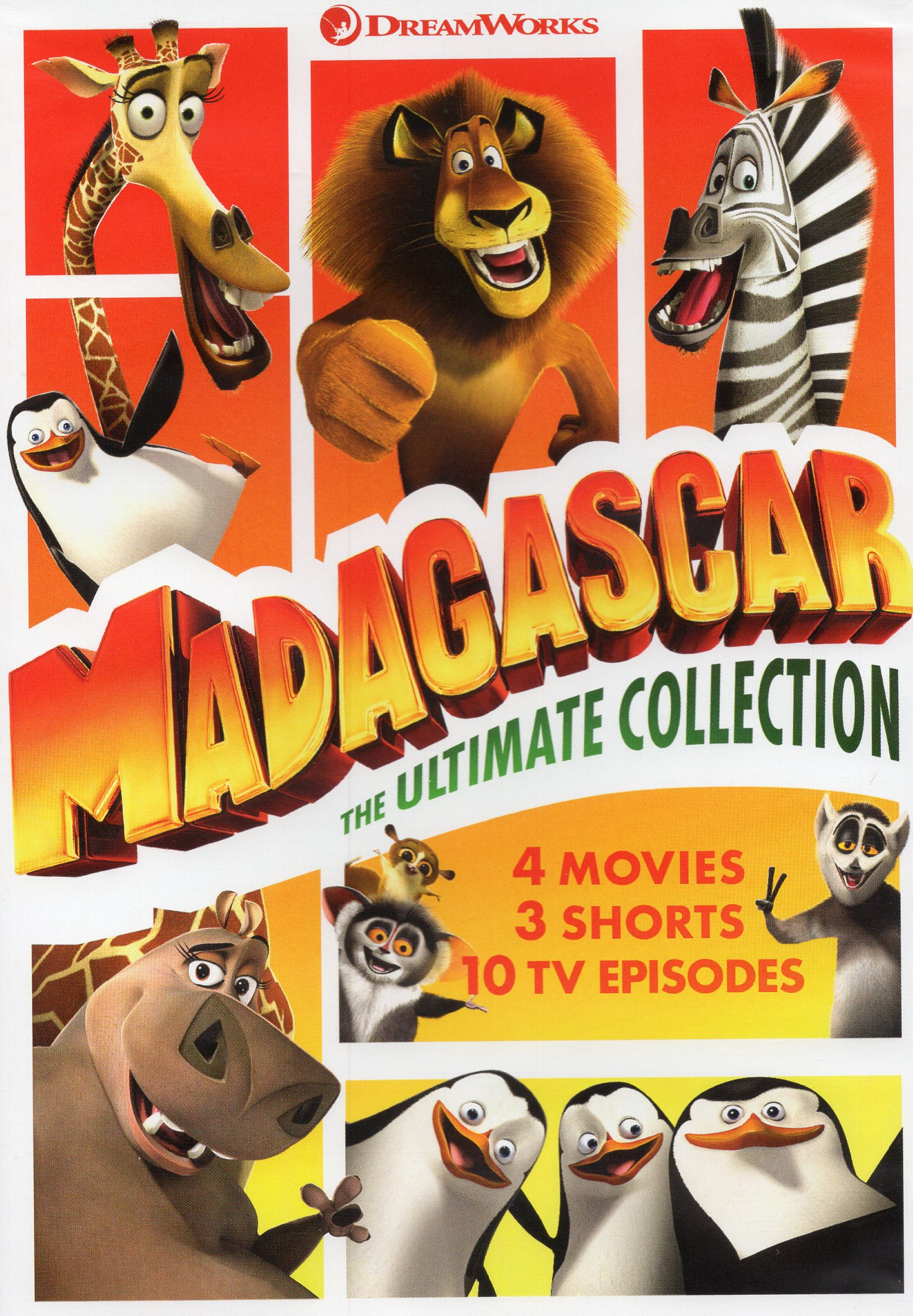 Madagascar Ultimate Collection