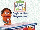 Elmo's World: People in Your Neighborhood (2009) (Videos)
