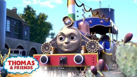 Meet Rajiv! Big World! Big Adventures! Thomas & Friends