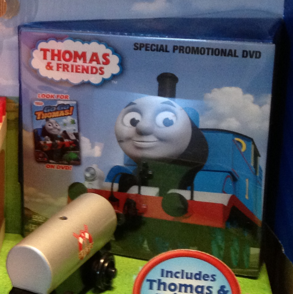Go, Go Thomas! (Promotional DVD)