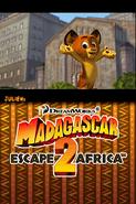 Madagascar Escape 2 Africa DS 1