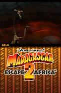 Madagascar Escape 2 Africa DS 164