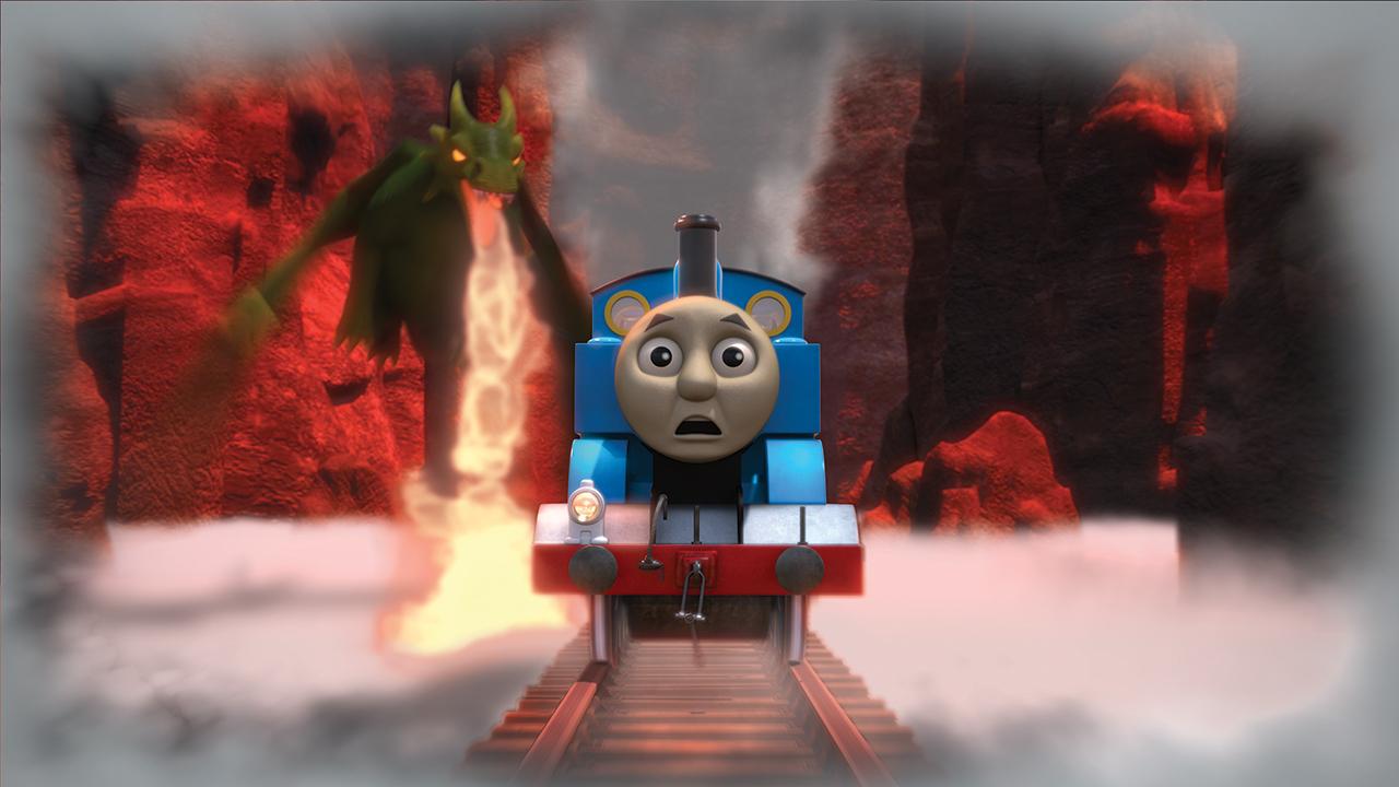 Thomas and the Dragon