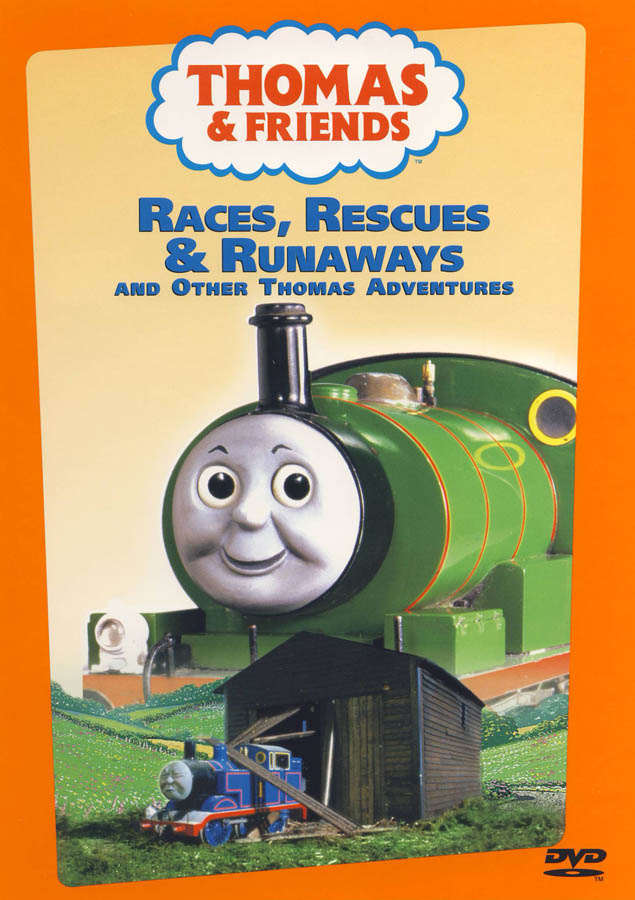 Races, Rescues & Runaways and Other Thomas Adventures