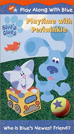 Blue's Clues: Playtime with Periwinkle (2001) (Videos)