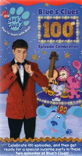 Blue's Clues: 100th Episode Celebration (2003) (Videos)