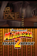 Madagascar Escape 2 Africa DS 190