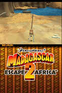 Madagascar Escape 2 Africa DS 222