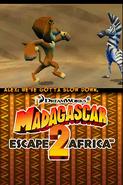 Madagascar Escape 2 Africa DS 74