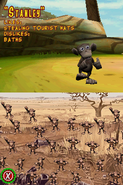 Madagascar - Escape 2 Africa Monkey Collection 44