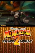 Madagascar Escape 2 Africa DS 259