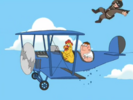 Family Guy Wilhelm Scream 4