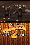 Madagascar Escape 2 Africa DS 257