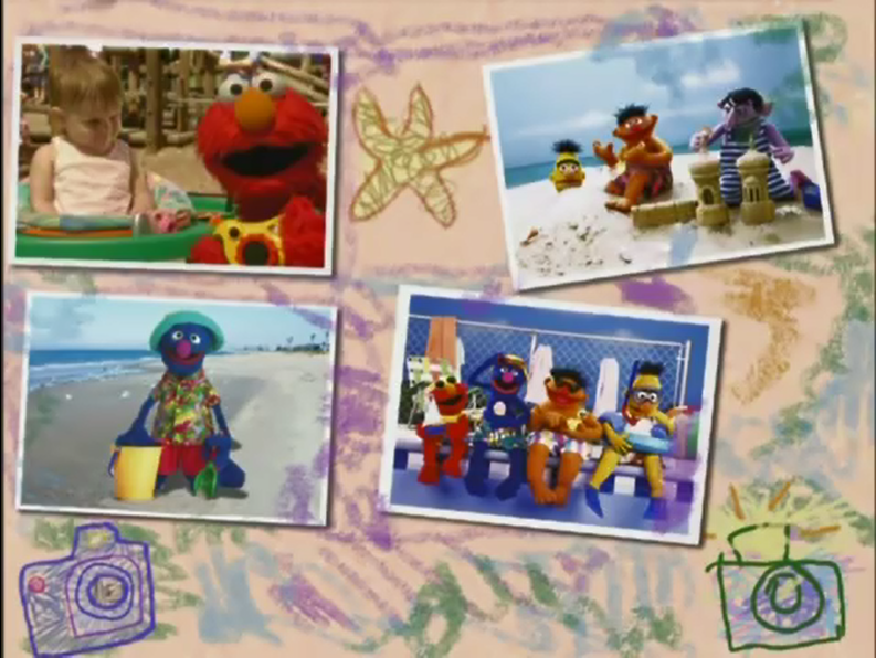Elmo's World: Cameras