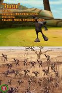 Madagascar - Escape 2 Africa DS Monkeys 25
