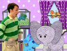 ELEPHANT - ELEPHANT TRUMPETING, THREE TIMES, ANIMAL, Blue's Clues 6