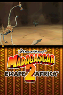Madagascar Escape 2 Africa DS 40