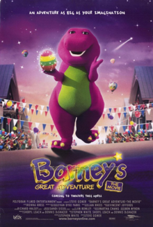 Barney's Great Adventure Poster.png