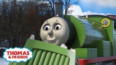 Meet The Steam Team Percy Thomas & Friends