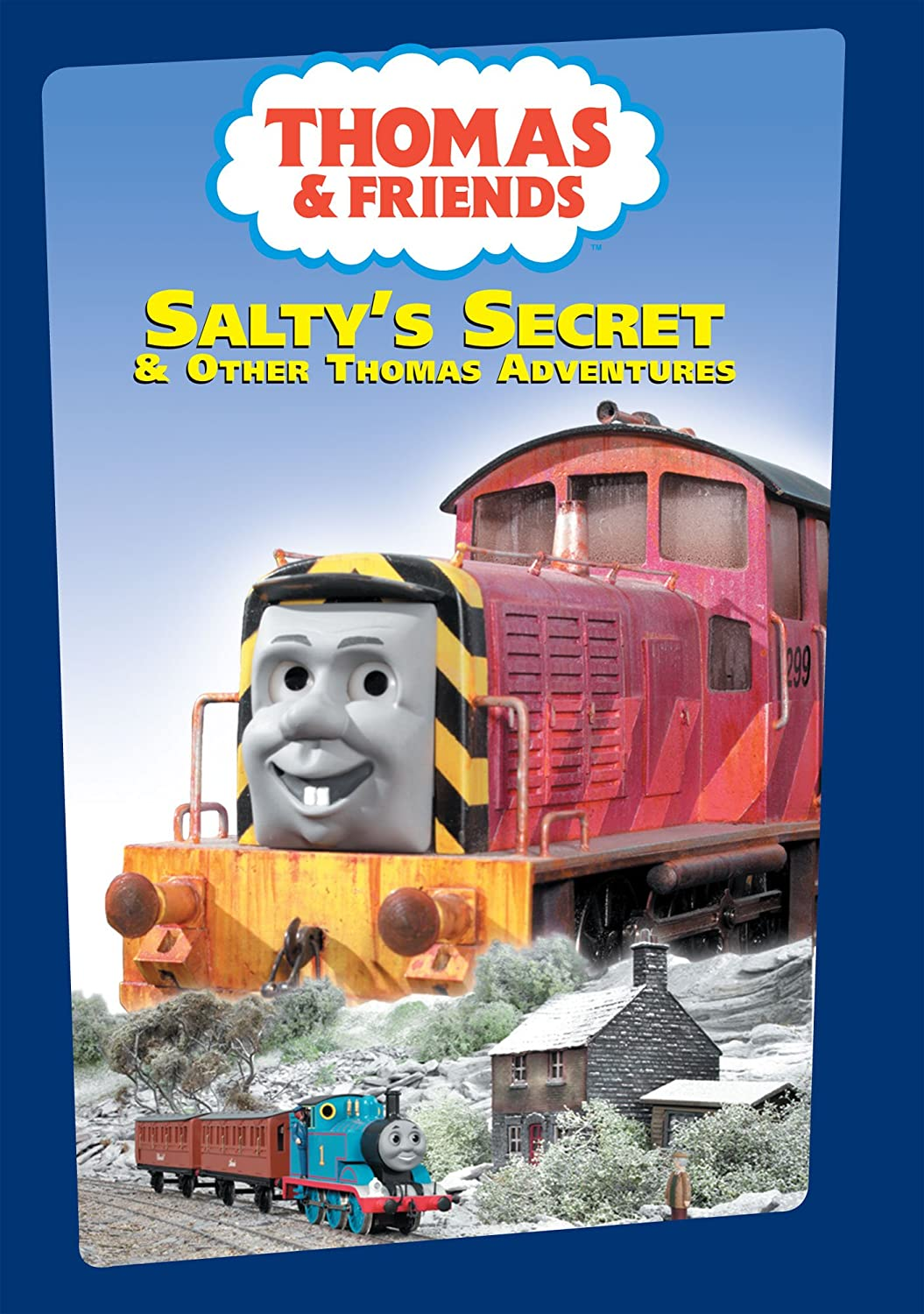 Salty's Secret and Other Thomas Adventures