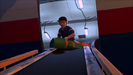 Toy Story 2 Hollywoodedge wood crash