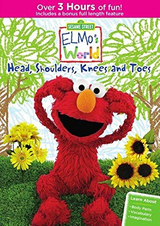 Elmo's World: Head, Shoulders, Knees and Toes (2015)