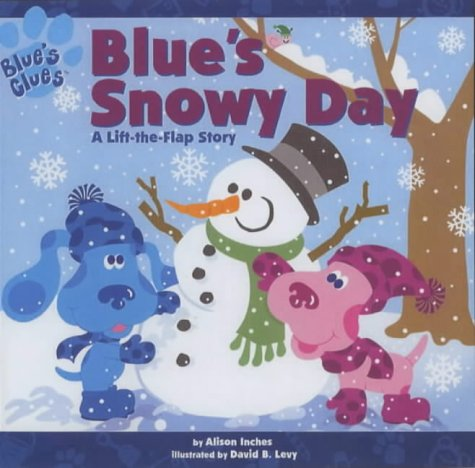 Blue's Snowy Day/Gallery