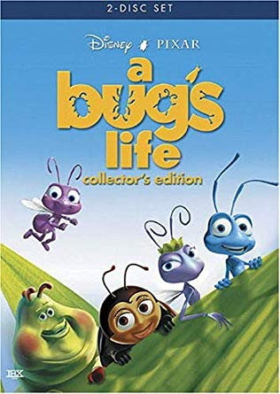 A Bug's Life 2003 DVD/Gallery