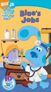 Blue's Clues - Blue's Jobs (2006) (Videos)