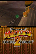 Madagascar Escape 2 Africa DS 2458