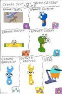 Handy Manny Mane 6 and Spike Meme (Version 3)