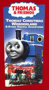 Thomas'ChristmasWonderlandandotherThomasAdventuresVHScover
